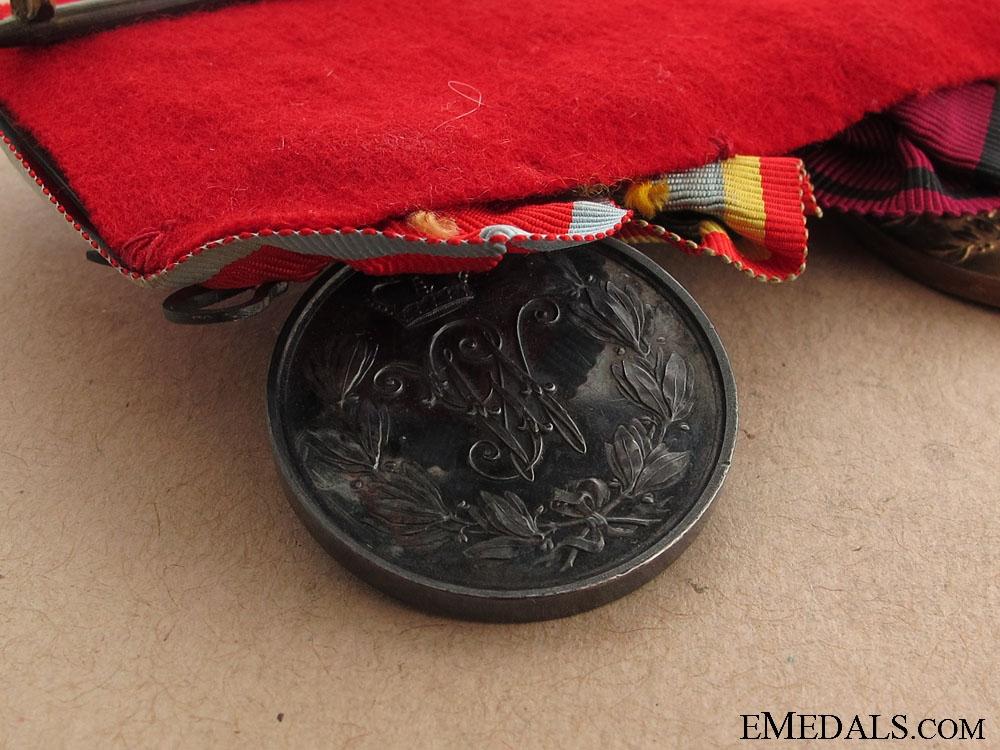 An 1870-1871 War Prussian Medal Bar