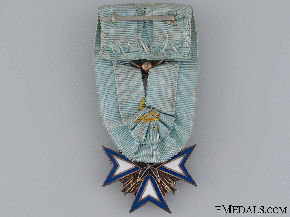 Order of the Black Star - Officer