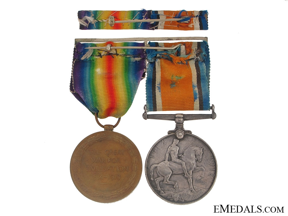 First War Pair to the Lancashire Regiment