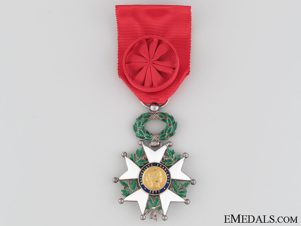 Legion D`Honneur - Officer