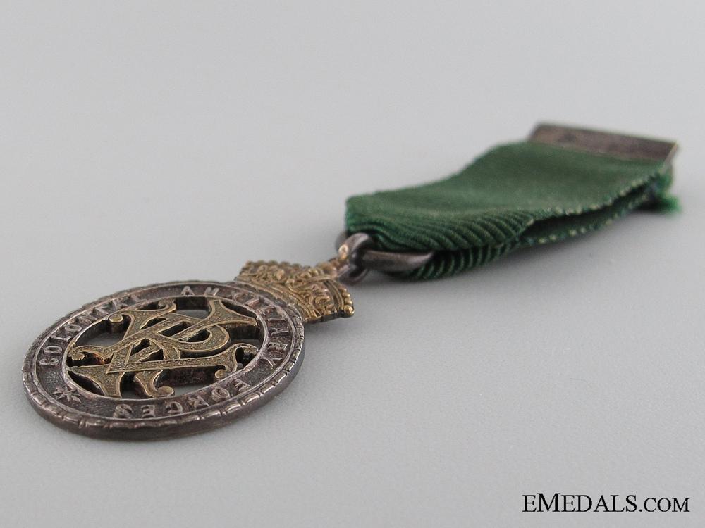 Fenian Raid Miniature Pair to Lieutenant Colonel Robert W. Bell