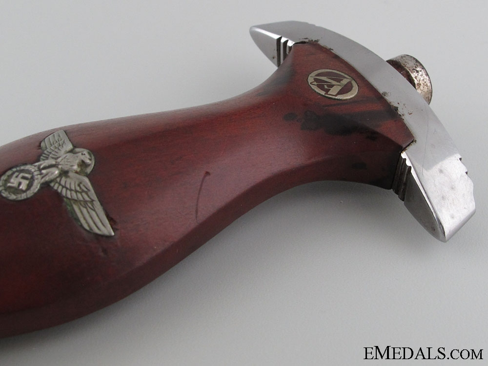An RZM Marked SA Dagger by Helbing