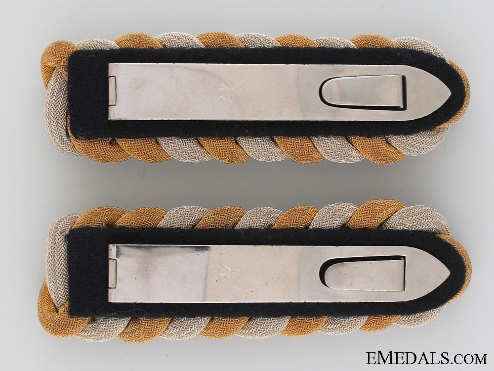 WWII Army General's Shoulder Boards
