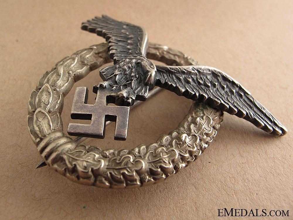 Pilots Badge - Juncker