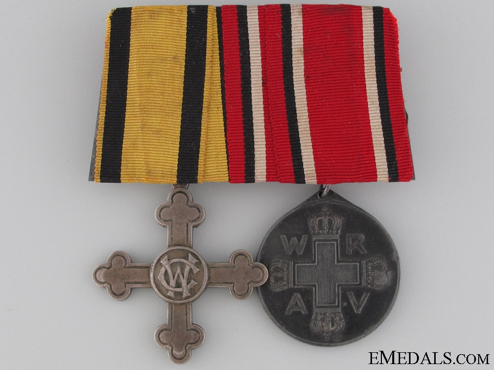 An Imperial Pair & Award Documents