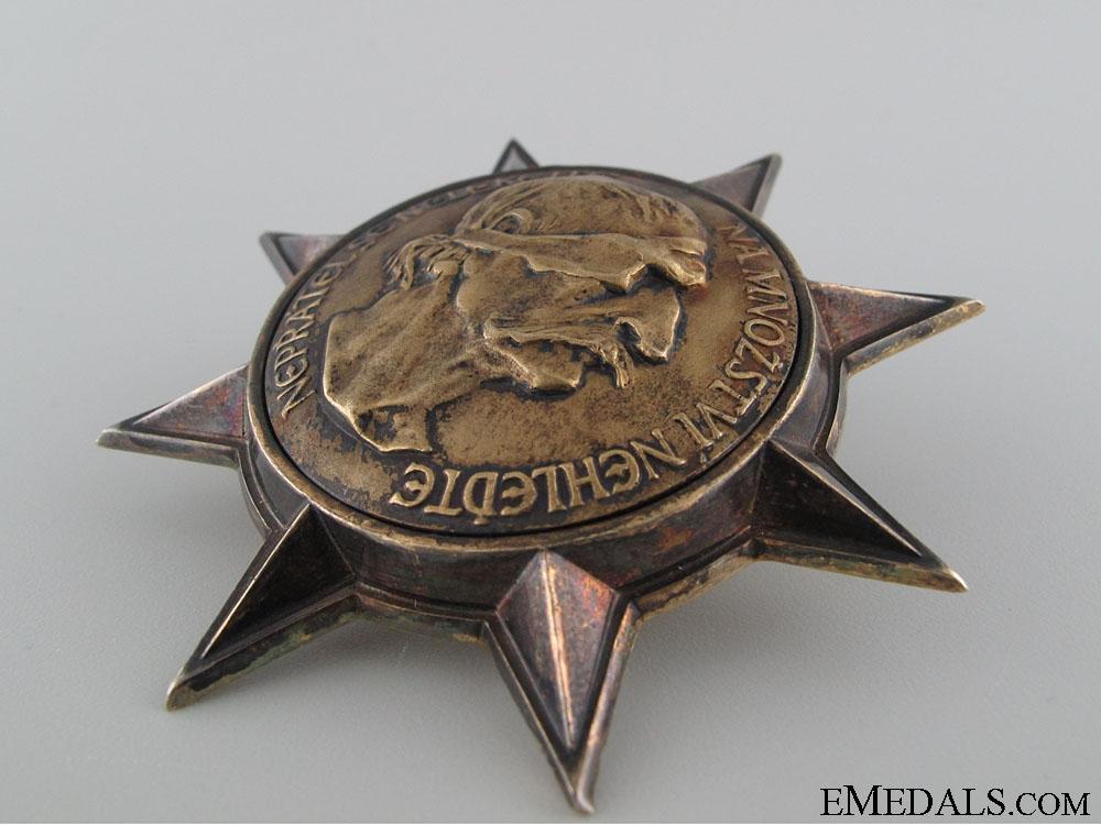 Order of Jan Ziska of Trochnova 1st Class