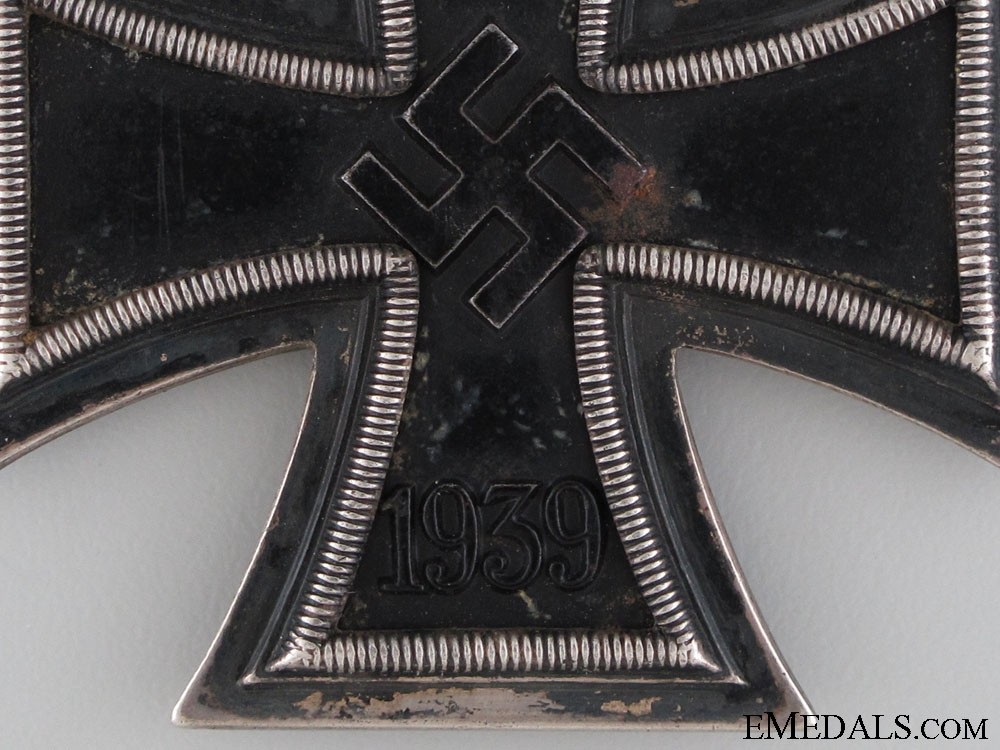 A Knight's Cross of the Iron Cross by Juncker