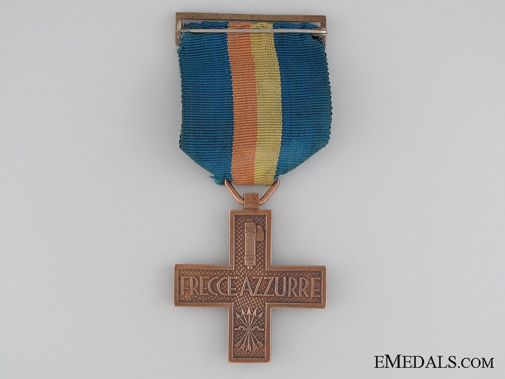 """Italian Division """"Frecce Azzurre"""" Comm. Cross, 1938"""