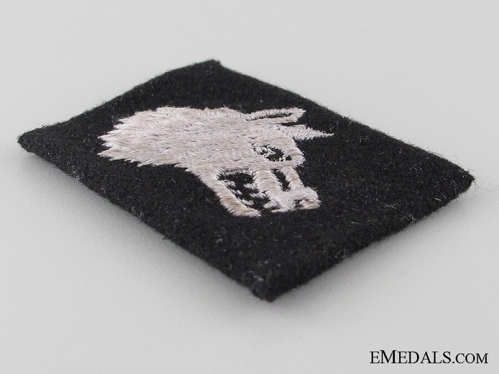 Collar Tab of 30th Waffen-SS Grenadier Division