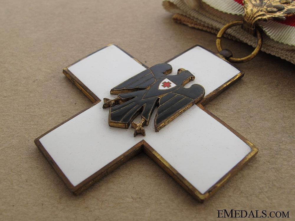 German Red Cross Decoration Type II (1934-1937)