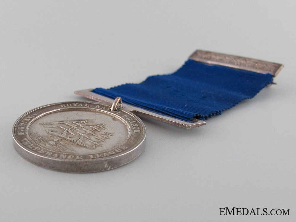 National Temperance League Royal Naval Medal