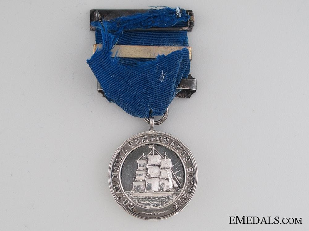 Royal Naval Temperance Society Membership Medal