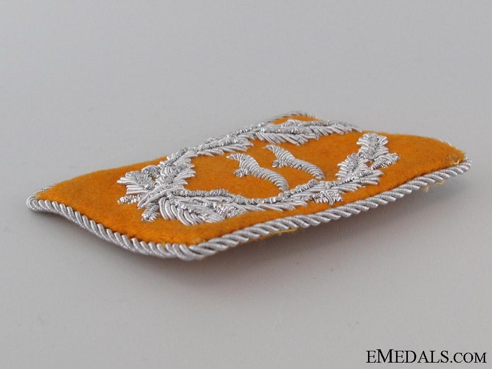 Flight Oberstleutnant's Collar Tabs