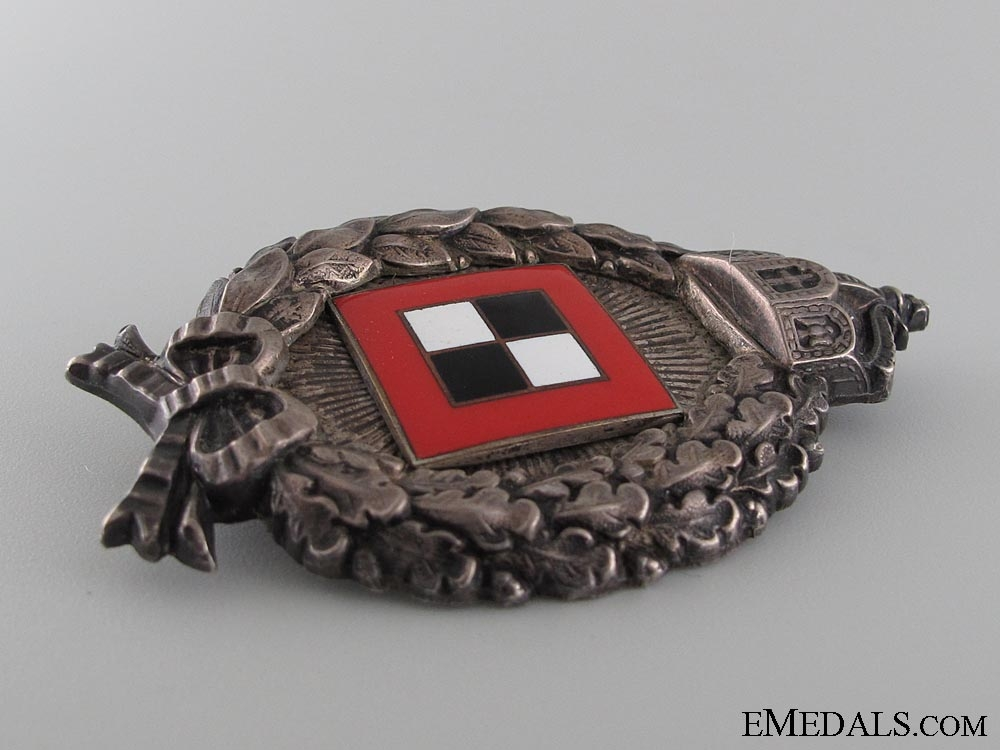 A Fine WWI Prussian Observers Badge