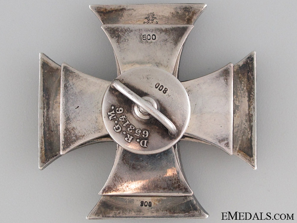 WWI Iron Cross 1st Class 1914 by Meybauer