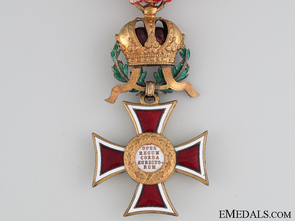 The Order of Leopold - Knight by Rothe