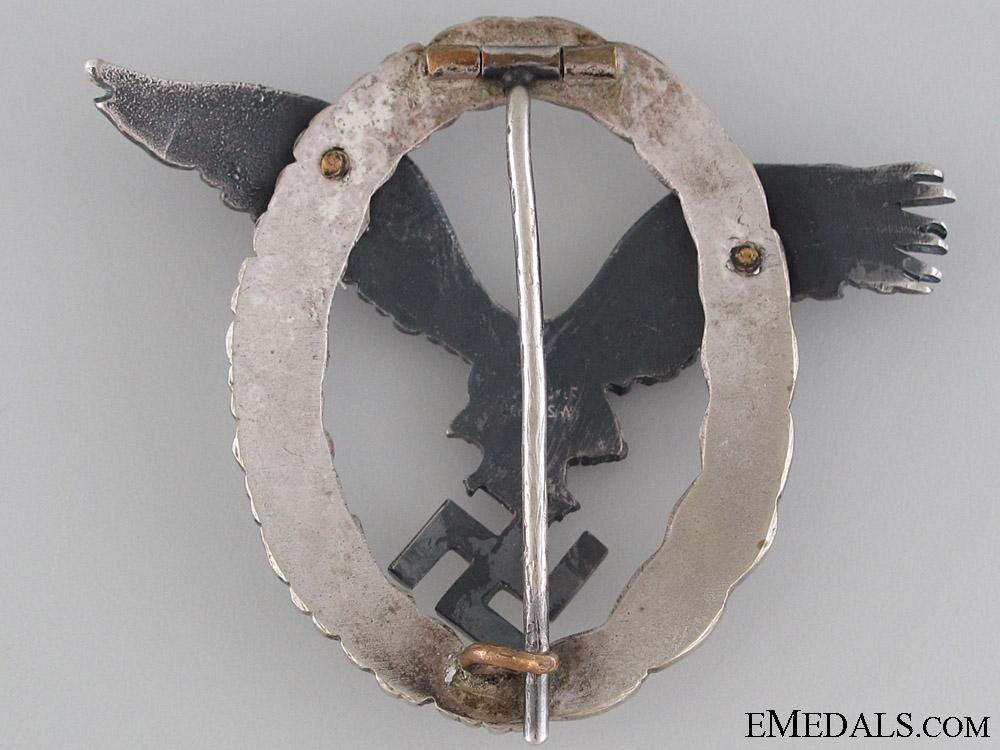 Pilot's Badge – Early Juncker (J-1)
