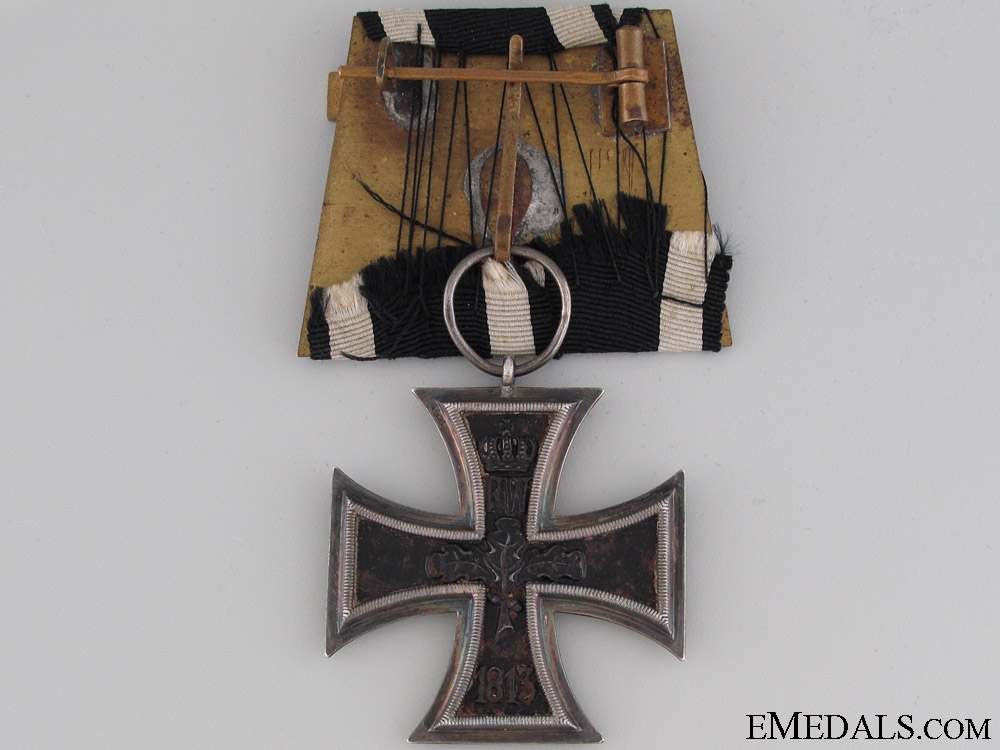 Iron Cross 2nd Class 1914 - Somme Bar
