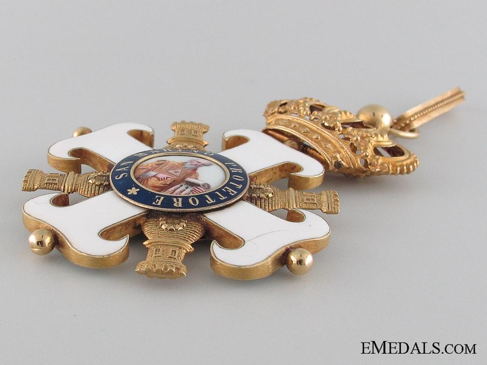 A Knights Order of San Marino Civil and Military