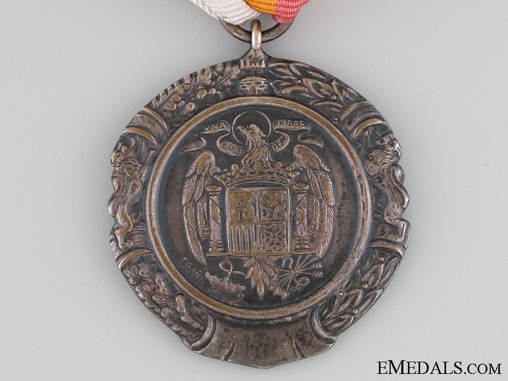 Spanish Military Medal, 1938-1970