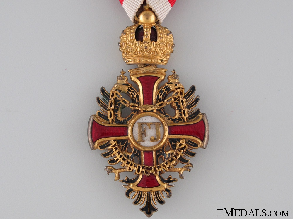 Order of Franz Joseph by V. Mayer