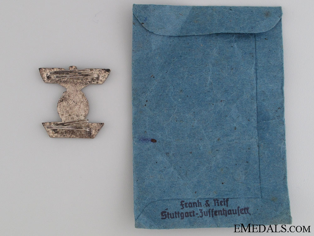 Clasp to the Iron Cross 2nd Class 1939