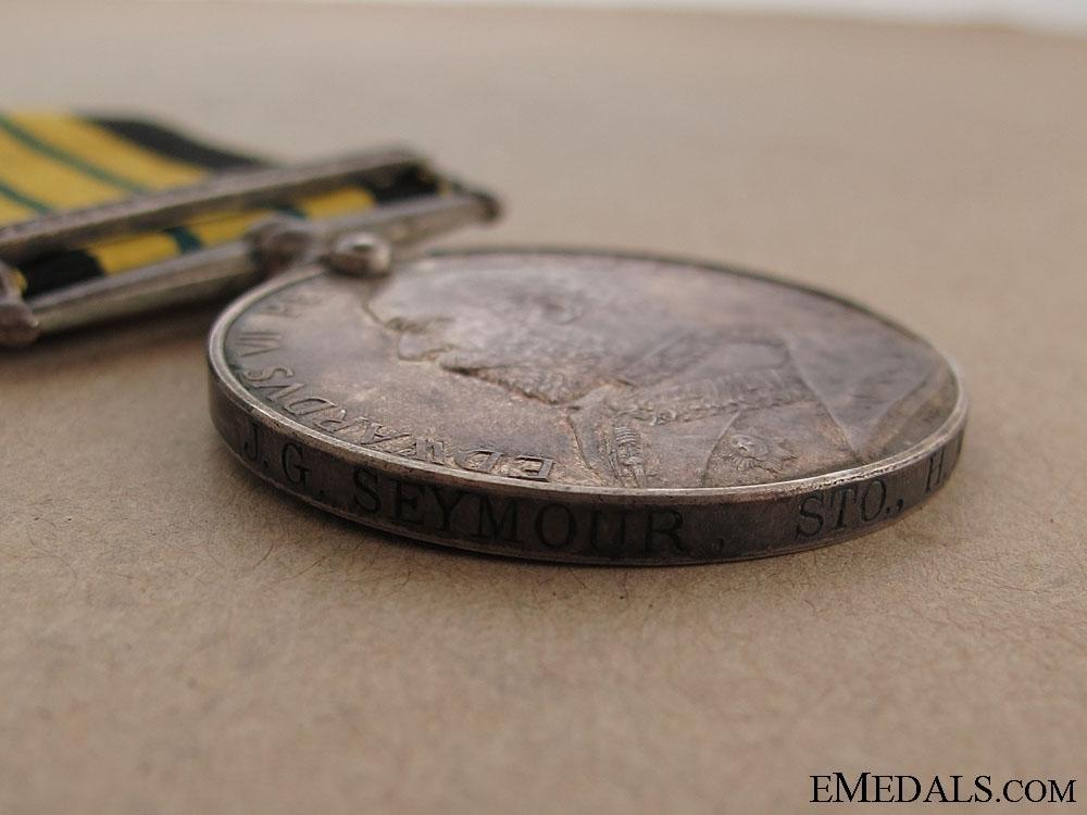 Africa General Service Medal 1902-1956