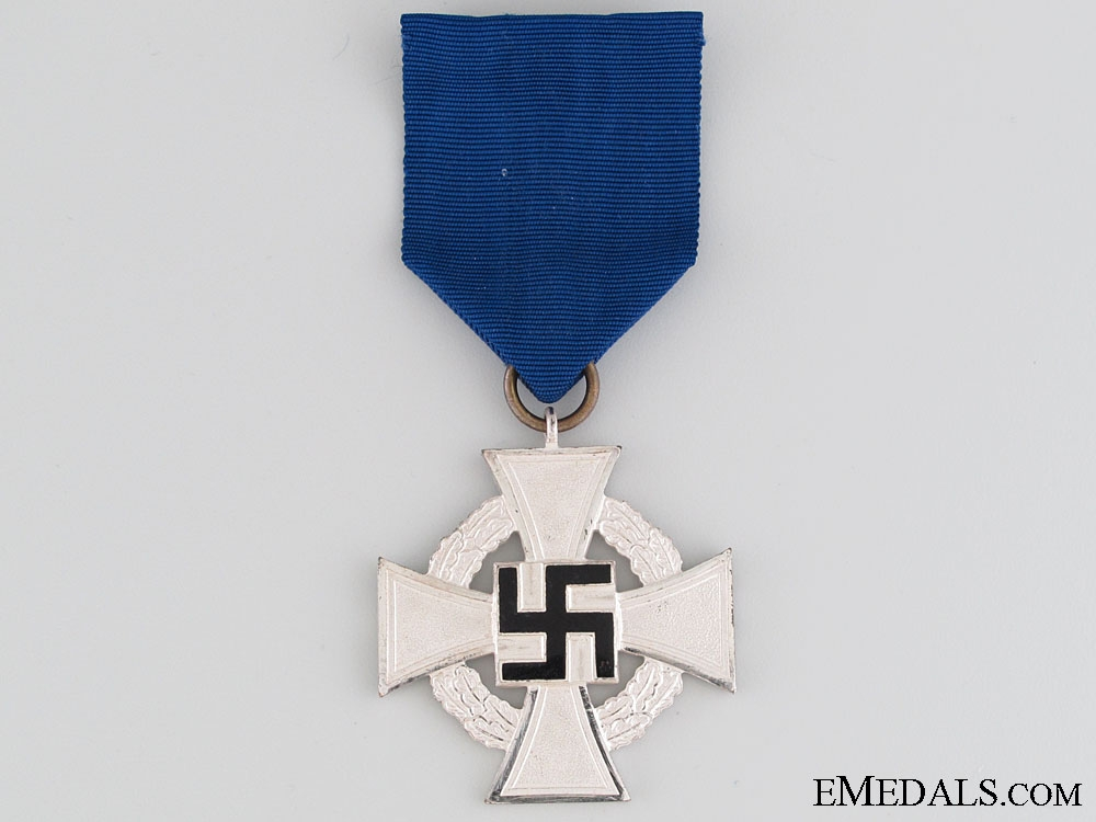Faithful Service Decoration - 2nd Class
