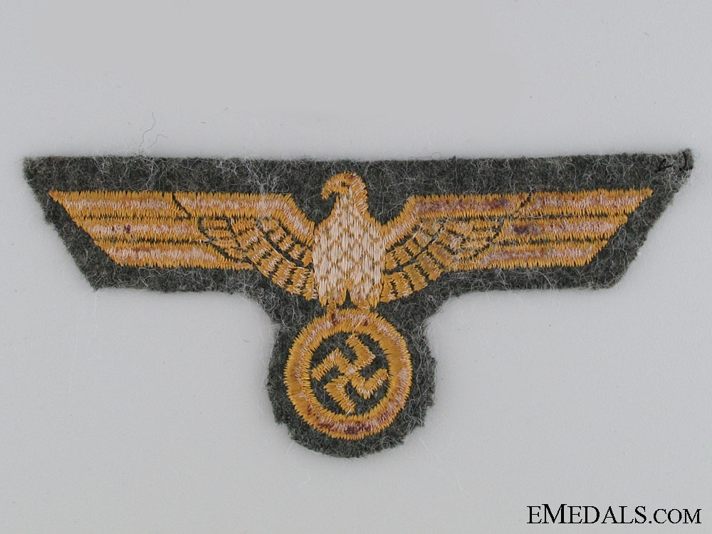 Costal Artillery Breast Eagle