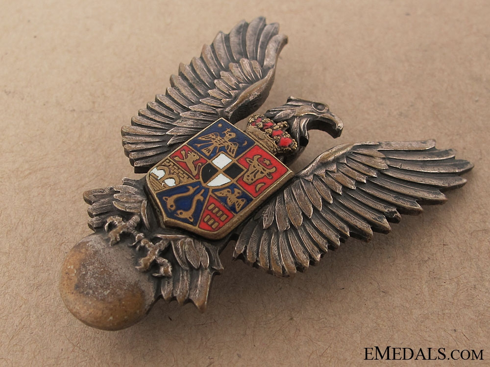 A Romanian Pilot's Badge