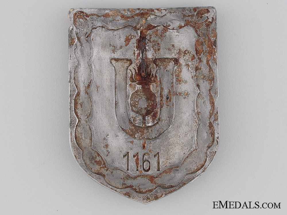 Ustasha Defense Badge