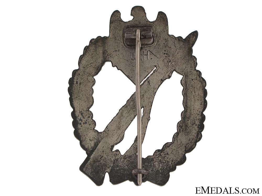 Infantry Badge - Bronze