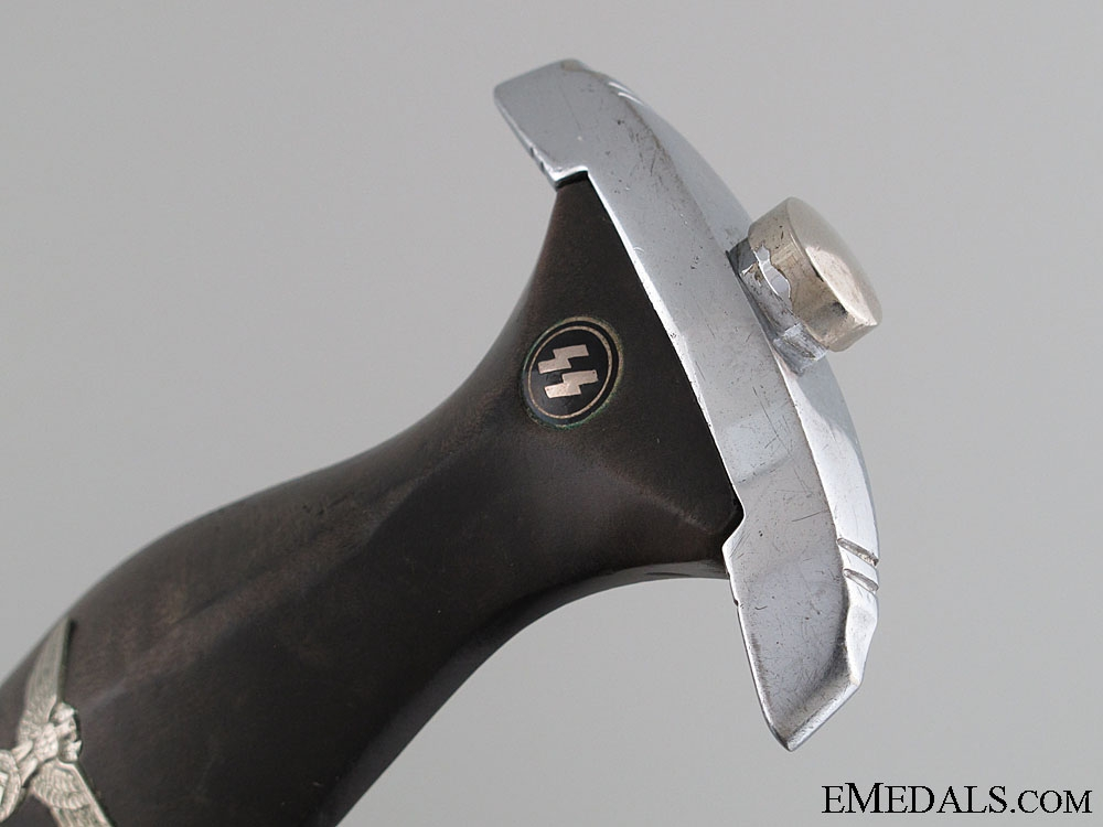 A Numbered 1933 EM-SS Dagger by Robert Klass
