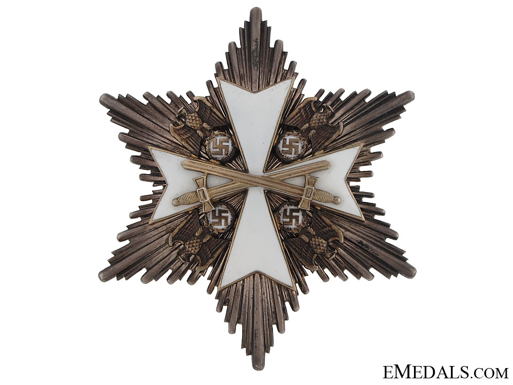 Order of the German Eagle with Swords
