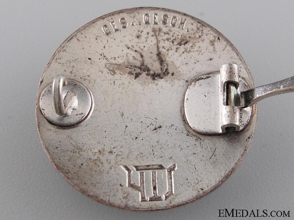 Stahlhelm Membership Badge 1932