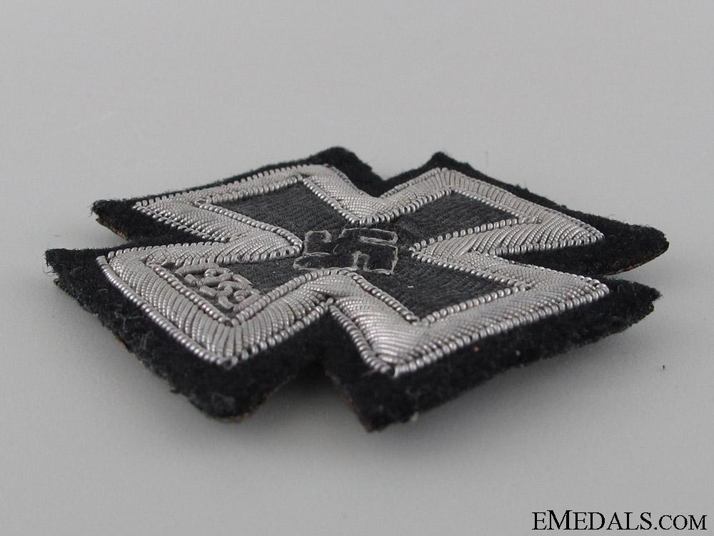 Iron Cross 1939 1st. Cl. – Cloth Version
