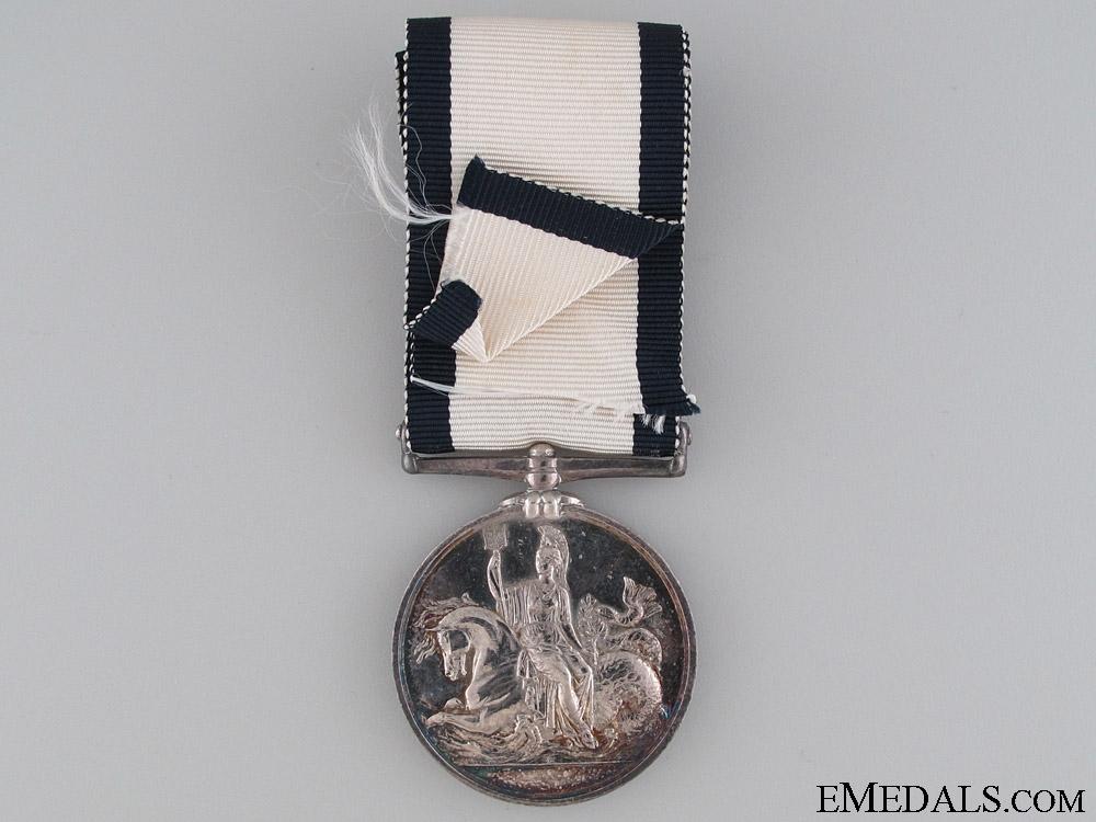 The Trafalgar Medal to Boy John Moffitt