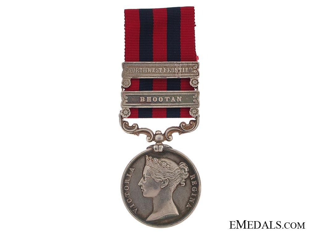 Indian General Service Medal - Goorkha Regt