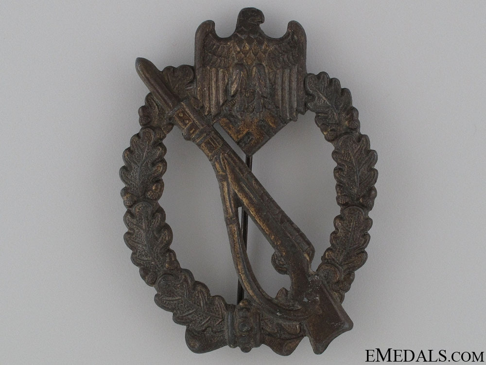 Infantry Badge - Bronze Grade