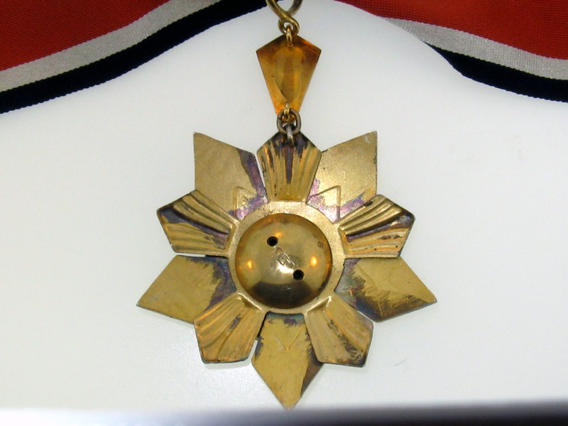 Egypt, Order of Independence
