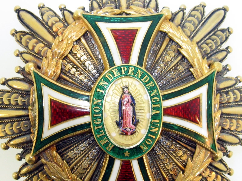 Mexico, Order of Our Lady of Guadalupe