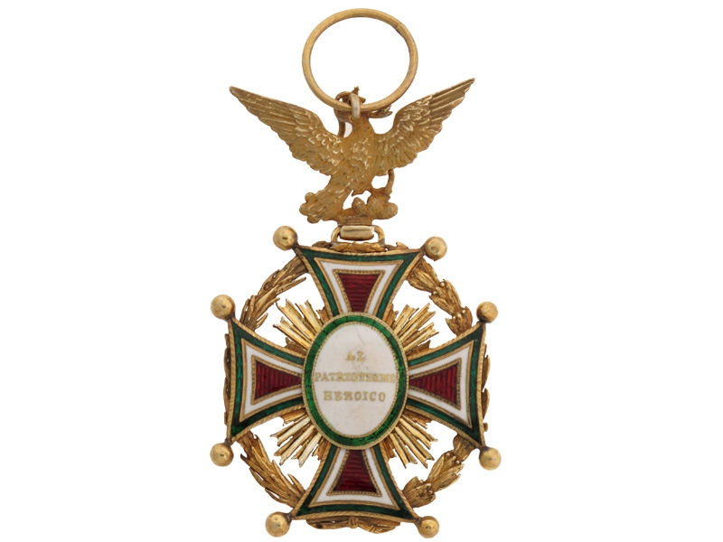 Mexico. Order of Our Lady of Guadaloupe.