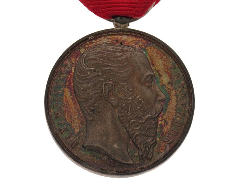 Mexico. Military Merit Medal