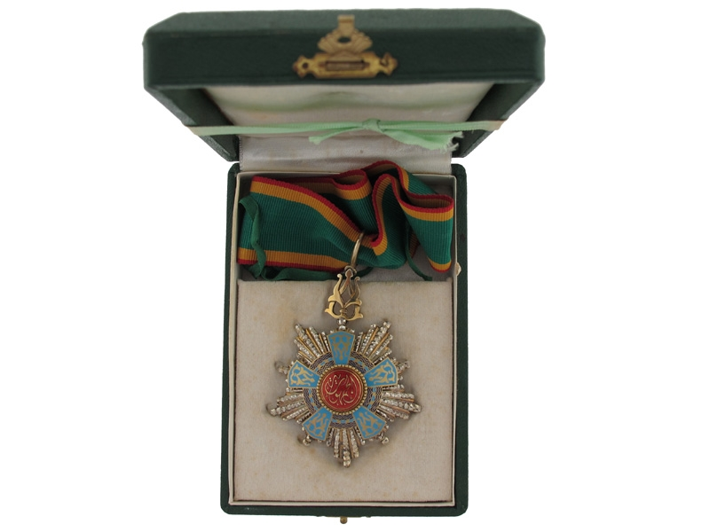 Egypt. Order of the Republic - Named