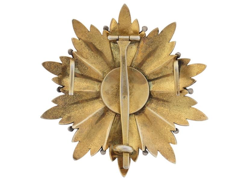 Persia/Iran, Order of Crown (Order of Taj)
