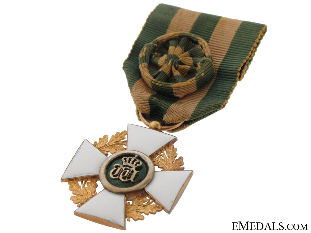 Luxembourg, Order of Oak Crown