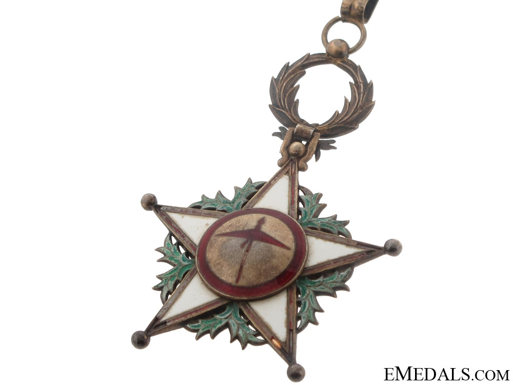 Morocco, Order of Ouissam Alaouite