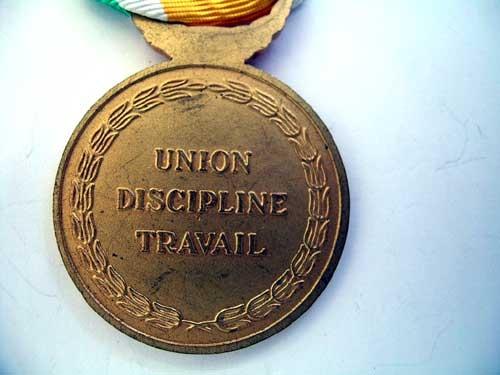IVORY COAST, NATIONAL ORDER OF MERIT