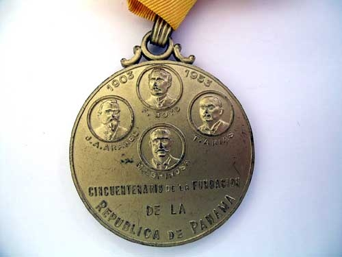 PANAMA, ORDER OF NATIONAL MERIT
