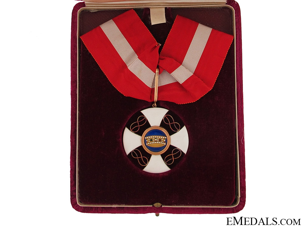 Order of the Crown